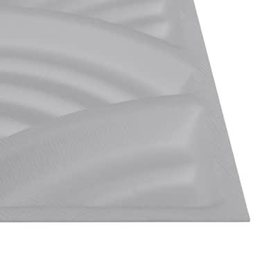 Väggpanel mönster bågar 50x50 cm, 24-pack 6m²[7/7]