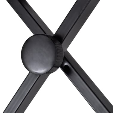 vidaXL Justerbar pianopall hopfällbar[6/6]