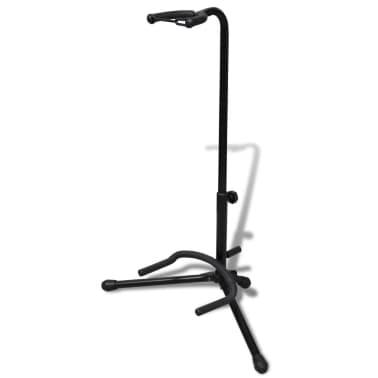 Verstelbare enkelvoudige gitaarstandaard[1/7]