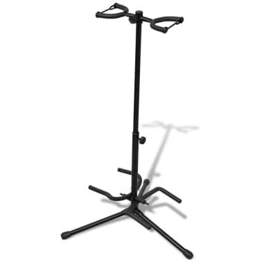 Stand de double guitare pliable[1/6]