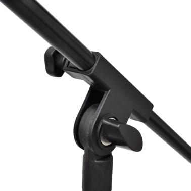 Adjustable Microphone Stand Foldable[3/4]