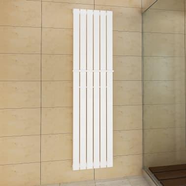 acheter porte serviette 465mm radiateur panneau blanc 465mm x 1800mm pas cher. Black Bedroom Furniture Sets. Home Design Ideas
