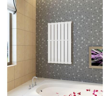 acheter porte serviette 542mm radiateur panneau blanc 542mm x 900mm pas cher. Black Bedroom Furniture Sets. Home Design Ideas