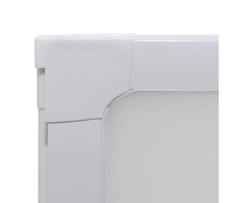 acheter pare baignoire 3 volets r tractables 141 x 132 cm pas cher. Black Bedroom Furniture Sets. Home Design Ideas