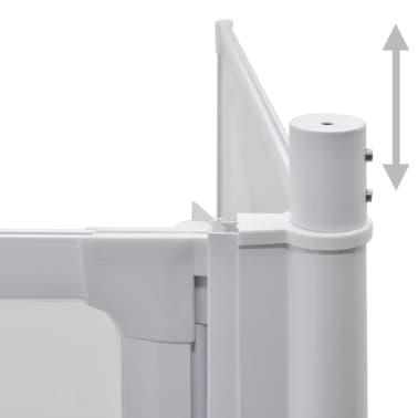Shower Bath Screen Wall L Shape 70 x 120 x 140 cm 4 Panels Foldable[6/6]