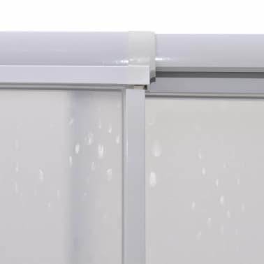 acheter cabine de douche en aluminium 90 x 90 cm pas cher. Black Bedroom Furniture Sets. Home Design Ideas