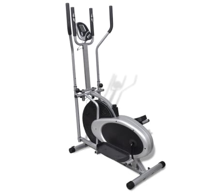 Orbitrac Elliptical Trainer Exercise Bike 4 Pole Pulse[1/9]