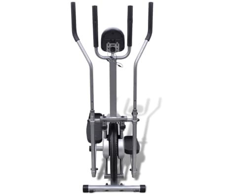Orbitrac Elliptical Trainer Exercise Bike 4 Pole Pulse[2/9]
