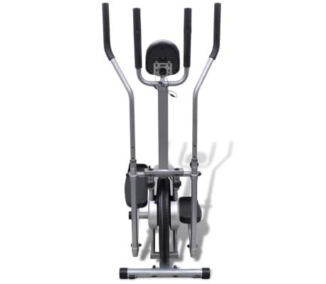 Heimtrainer Ergometer Fitness Stepper Walking Ellipsentrainer[2/9]