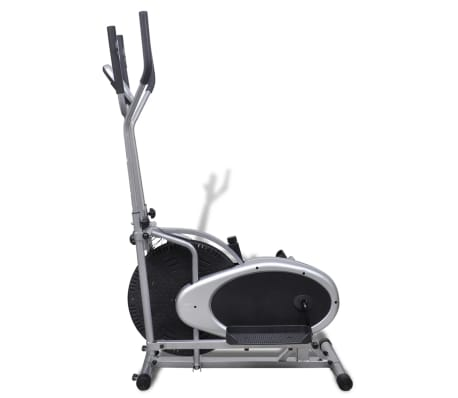 Orbitrac Elliptical Trainer Exercise Bike 4 Pole Pulse[4/9]