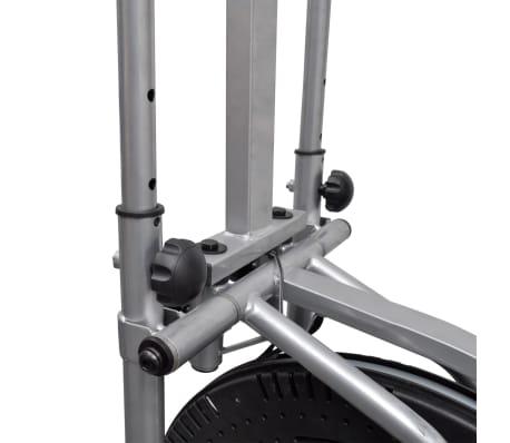Orbitrac Ελλειπτικό Ποδήλατο με 4 Λαβές και Ένδειξη Παλμών[7/9]