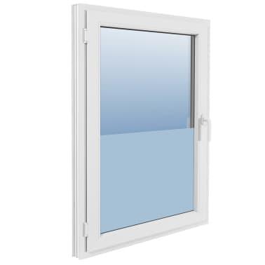 vidaXL Ljepljiva mutna prozorska folija za privatnost mliječno staklo 0,9 x 5 m[4/8]
