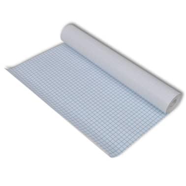 Folia, bezbarwna, samoprzylepna na książki (0,45 x 20 m) 0,1 mm[1/8]
