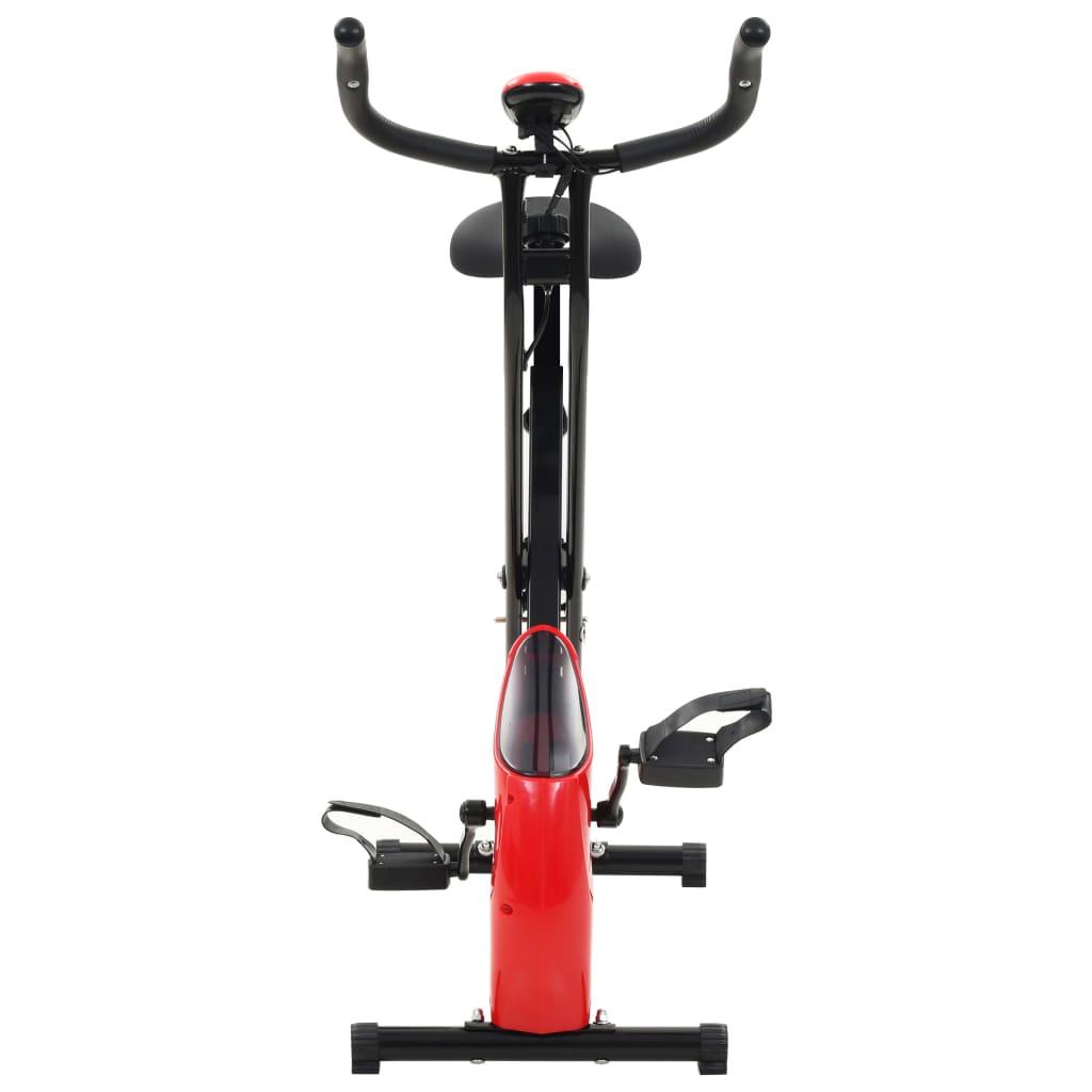 9990483 Heimtrainer Ergometer Trimmrad Fahrrad X-Bike Fitnessgerät