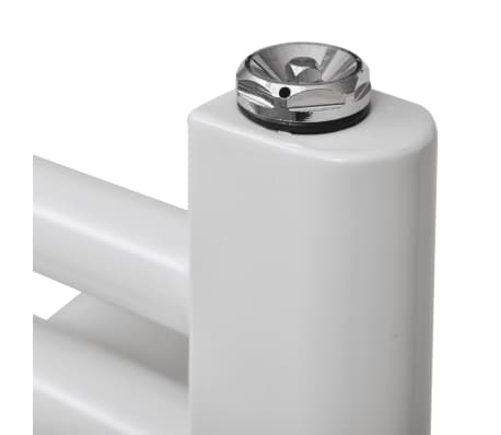 Grzejnik łazienkowy, prosty 480 x 480 mm[3/8]