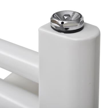 Håndklædetørrer til badeværelset centralvarme lige 480 x 480 mm[3/8]