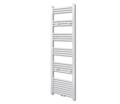 Bathroom Central Heating Towel Rail Radiator Straight 500 x 1732 mm[1/8]