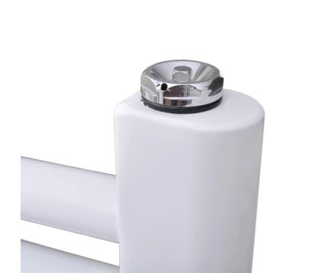 Baderomsradiator 500 x 1160 mm kurvet[4/9]