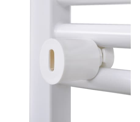 Sèche-Serviettes Chauffage Central Incurvés 500x1160mm + Connecteurs[6/9]