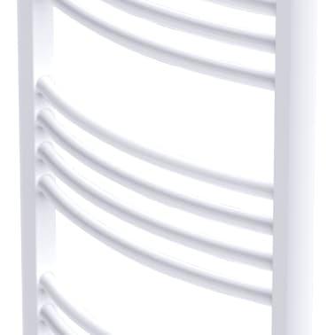 Sèche-Serviettes Chauffage Central Incurvés 500x1160mm + Connecteurs[3/9]