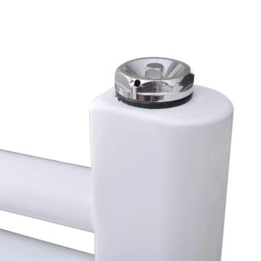 Sèche-Serviettes Chauffage Central Incurvés 500x1160mm + Connecteurs[4/9]