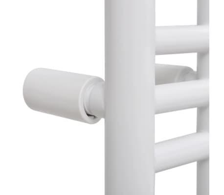 Kylpyhuoneen Keskuslämmitys Pyyheteline E-muoto 600 x 1200 mm[4/8]