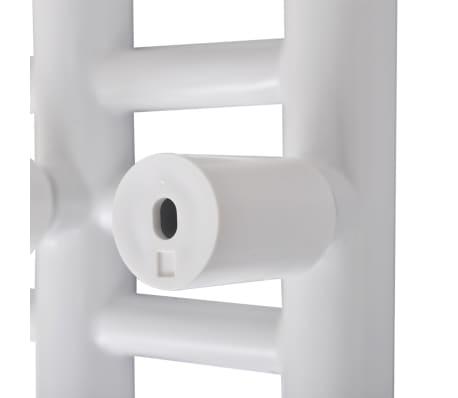 Kylpyhuoneen Keskuslämmitys Pyyheteline E-muoto 600 x 1200 mm[5/8]