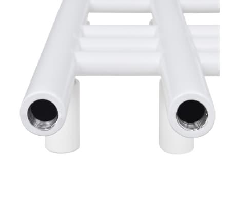 Kylpyhuoneen Keskuslämmitys Pyyheteline E-muoto 600 x 1200 mm[6/8]