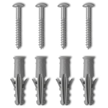 Radiatorius, rankšluosčių džiovykla vonios kambariui, 600 x 1400 mm[5/6]