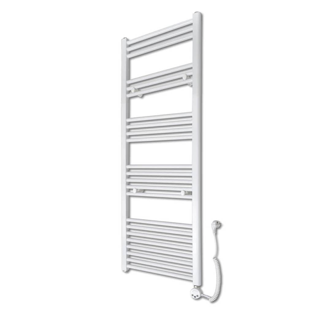 600 W Koupelnový termostatický radiátor 500 x 1424 mm