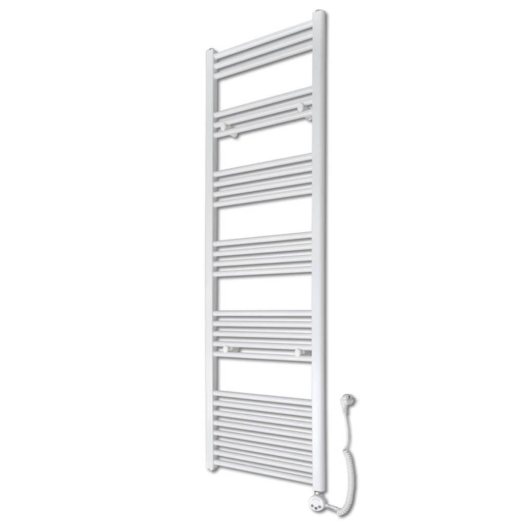 1000 W Koupelnový termostatický radiátor 500 x 1732 mm