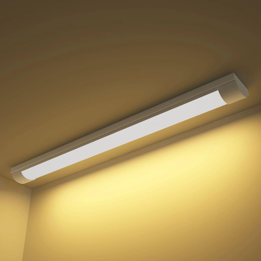 Lampă de tavan LED cu lumină albă caldă, 28 W poza 2021 vidaXL