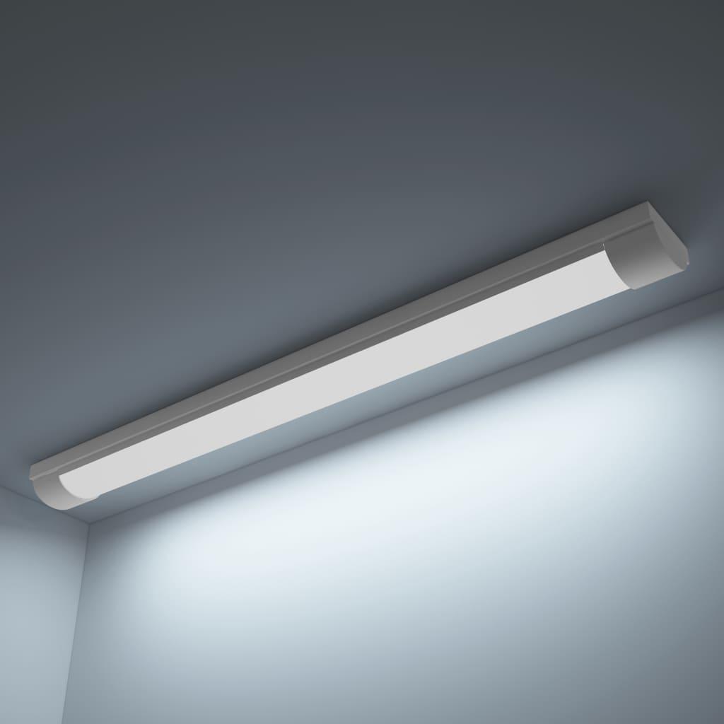 Stropní LED svítidlo, chladná bílá 28 W