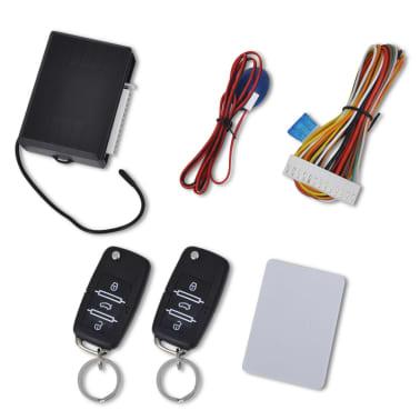 Kit închidere centralizată auto cu 2 telecomenzi chei VW Skoda Audi[1/7]