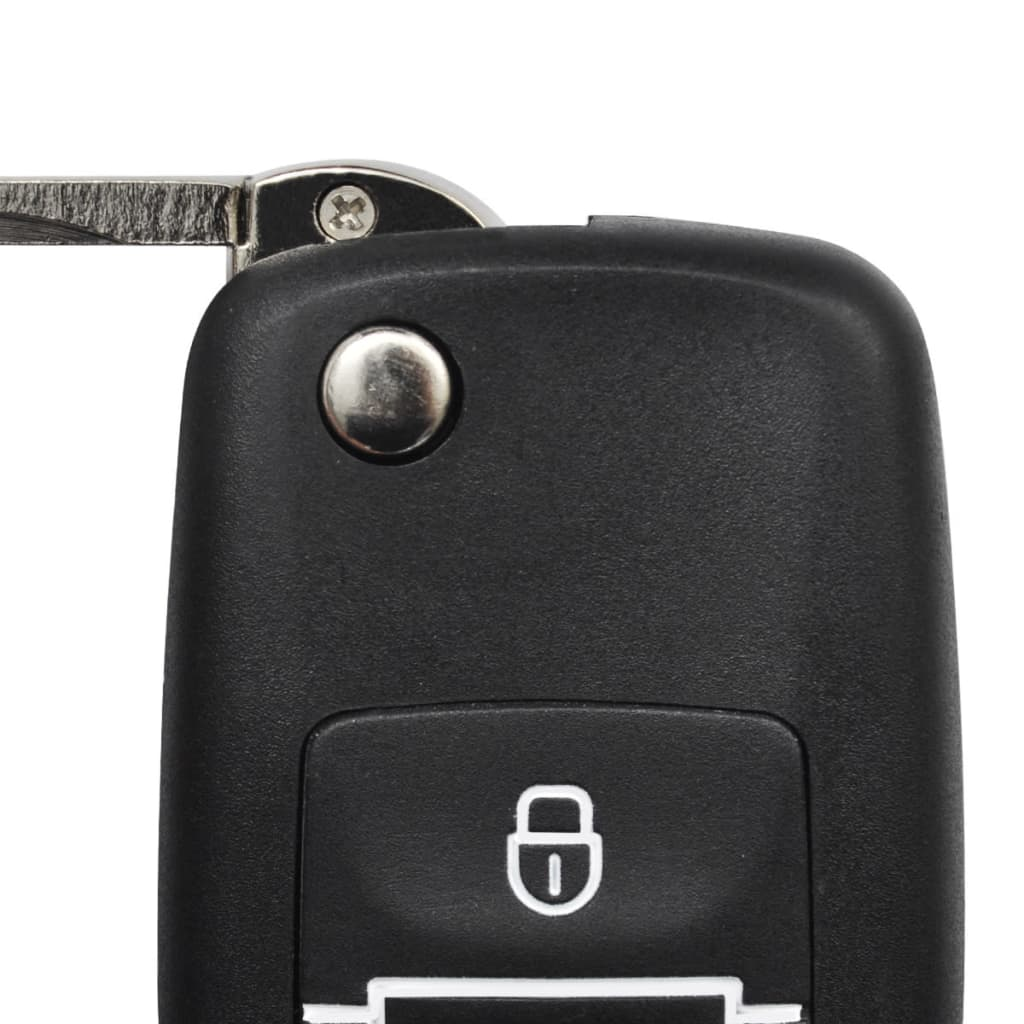 Auto kesklukustussüsteemi komplekt 2 VW / Audi / Skoda puldiga