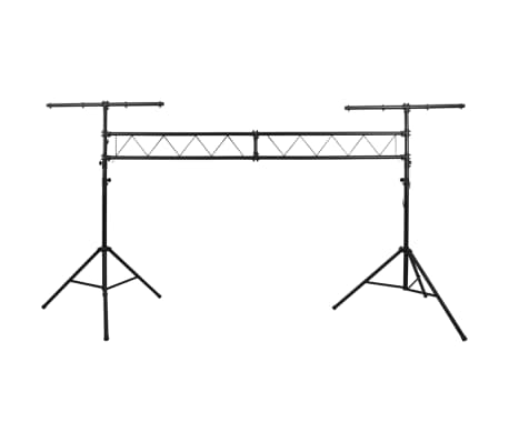vidaXL Portable Lighting Truss System with 2 Tripods 10 ft[2/4]