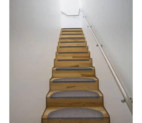 tapis de marche escalier mocha 645 x 255 cm 15 pcs. Black Bedroom Furniture Sets. Home Design Ideas