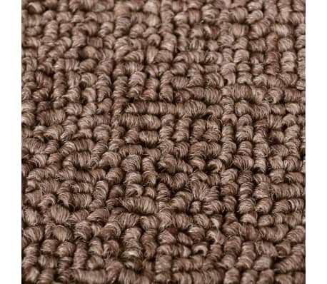acheter tapis de marche escalier marron 645 x 255 cm 15. Black Bedroom Furniture Sets. Home Design Ideas