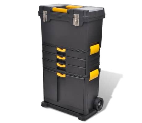 vidaXL Boîte à outils portable