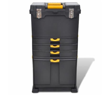 Caja de herramientas carrito portátil[2/4]