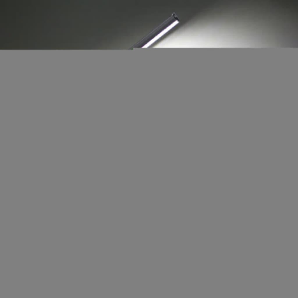 LED stolní lampa na čtení stmívatelná bílá 4W černá