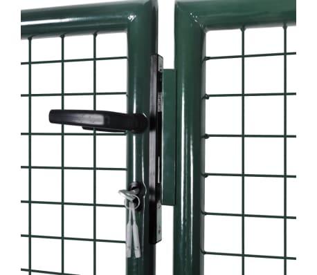 Tinklinės Tvoros Sodo Varteliai, Durys 300 x 75 cm / 315 x 125 cm[3/9]