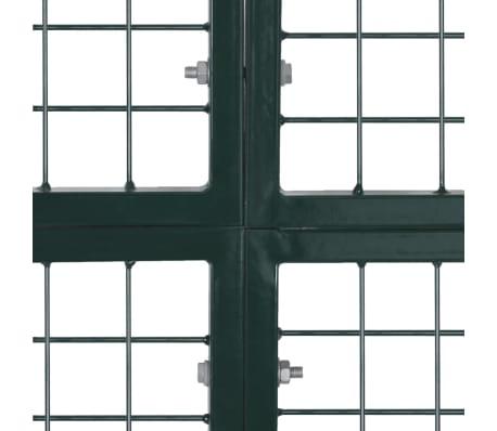 Tinkliniai Kiemo Vartai su Grotelėmis 300 x 175 cm / 315 x 225 cm[9/10]