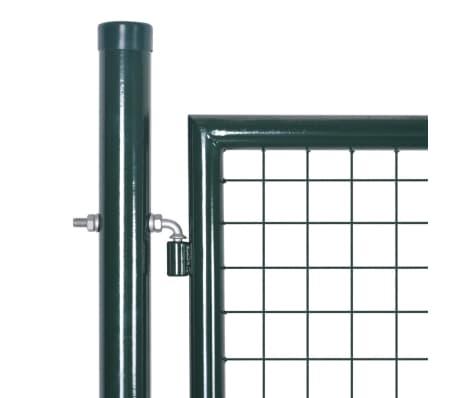 "Garden Mesh Gate Fence Door Wall Grille 39""W x 98""H[3/7]"