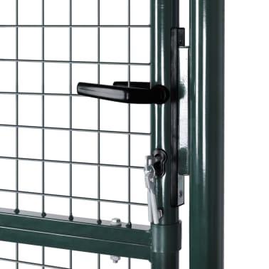 "Garden Mesh Gate Fence Door Wall Grille 39""W x 98""H[5/7]"