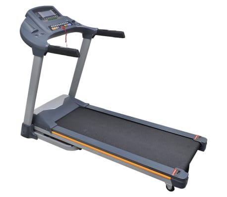 Elektrisk løbebånd, 3 HP, med stigning, løbemaskine