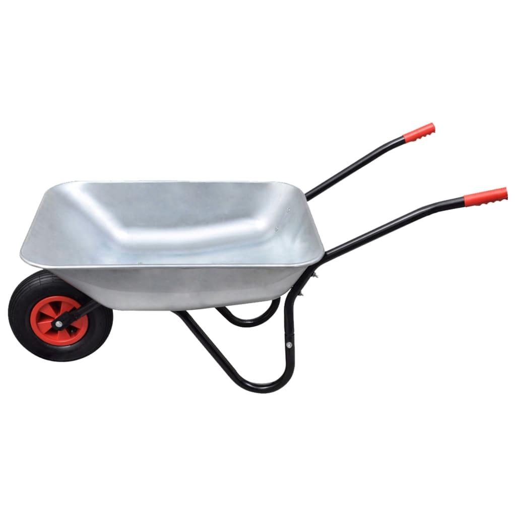 Klasické zahradní kolečko - 80 L - nosnost 120 kg