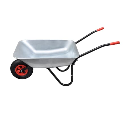 Gardening Tool Wheelbarrow Single Wheel 80 L