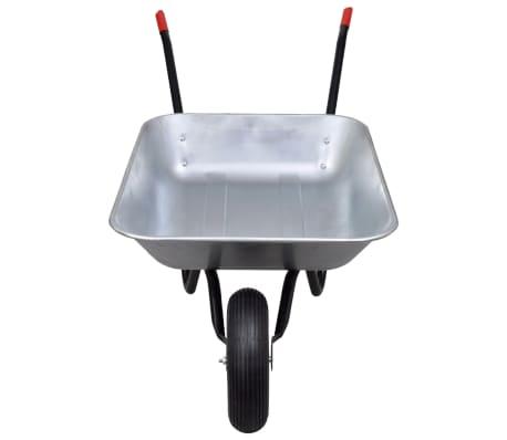 Carrinho de Pedreiro com Unica Roda 80 L[3/5]