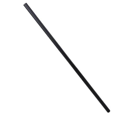 Film Adhésif Mat Noir pour Voiture 500 x 152 cm[2/6]